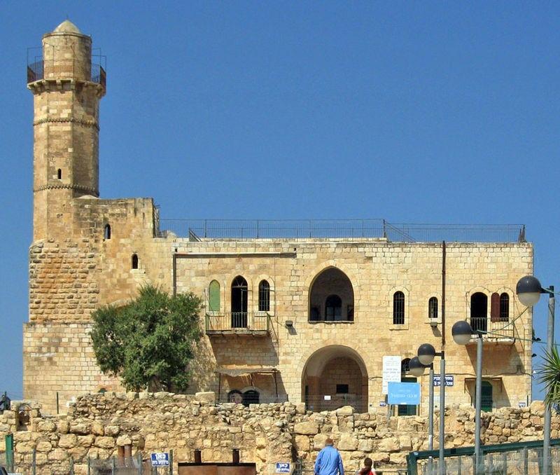 קבר שמואל הנביא בבירה השם המשוערב צמואיל