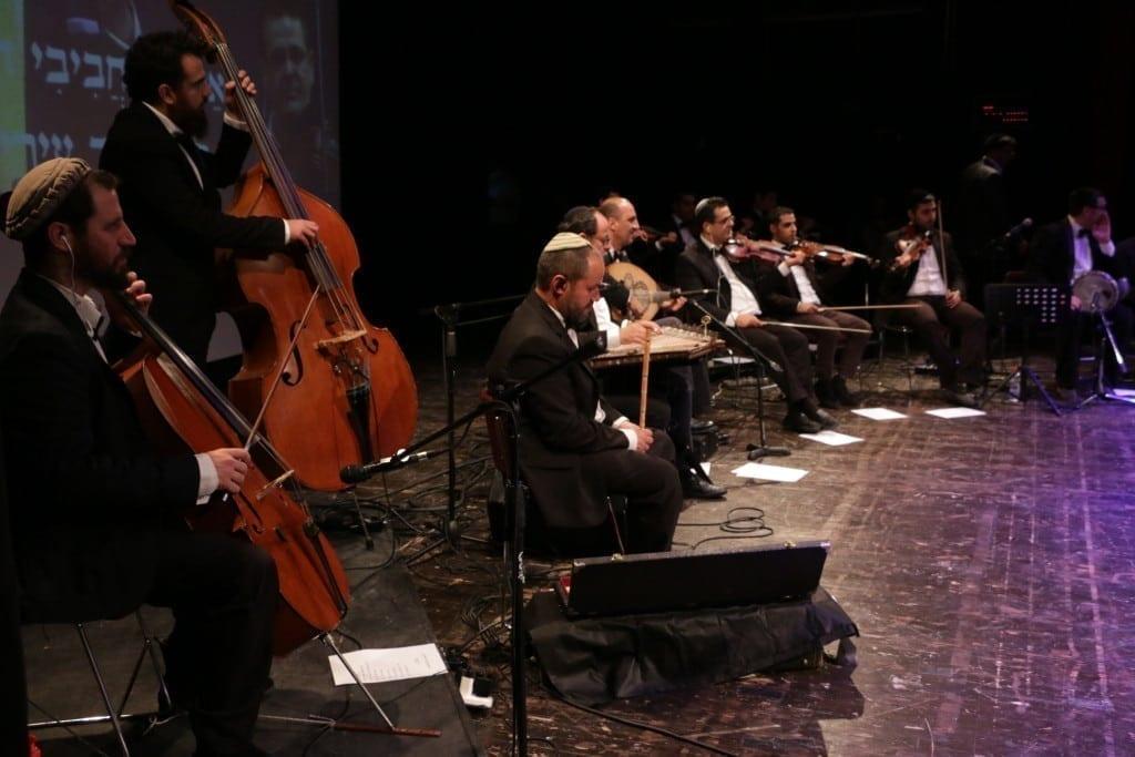תזמורת פירקת אלנור צילום חמי בן לביא