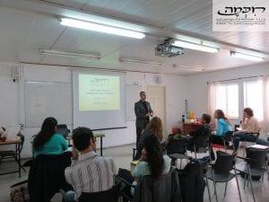 סיום קורס ערבית מדוברת מחזור אוגוסט