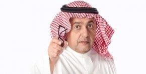 איש התקשורת הסעודי דאוד א-שריאן