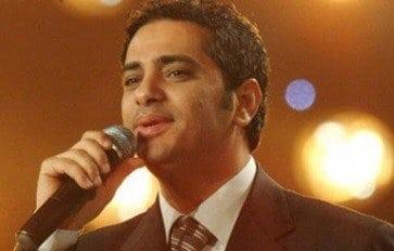 פדל שאכר הזמר הלבנוני