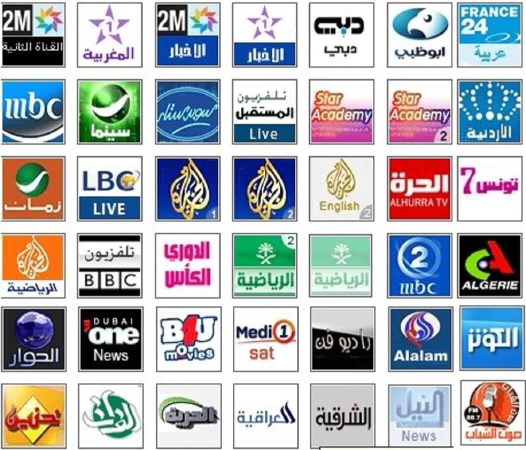 אמצעי התקשורת הערביים
