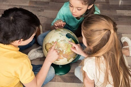 לימוד ערבית ומזרח תיכון לילדים ובני נוער