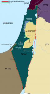 האזורים במשולש אשר ניתנו לישראל במסגרת הסכמי רודוס 1949