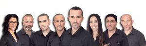 צוות המרצים של חיכמה ללימודי ערבית הרצאות על המזרח התיכון ופרסית