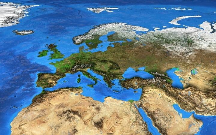 רוני שלום - הרצאות על המזרח התיכון